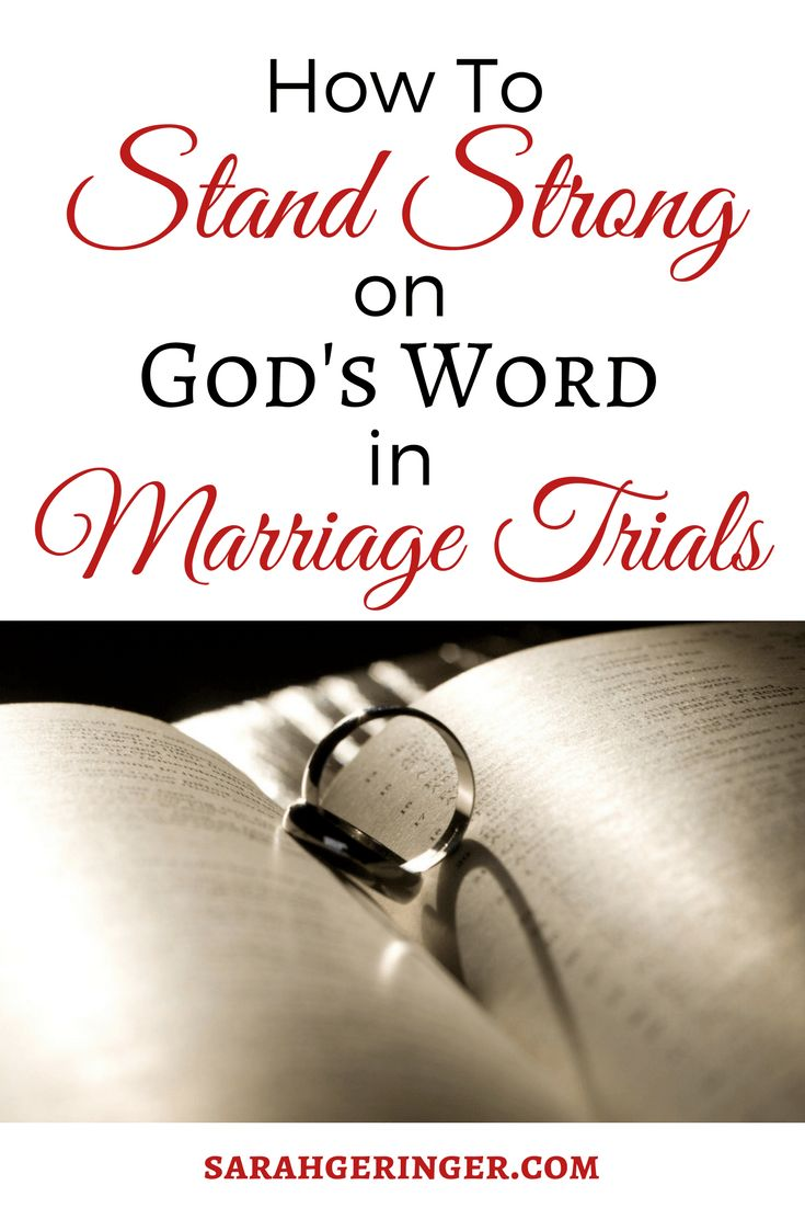 9 scriptures to help you stand strong in marriage trials. Whatever your marriage trial is, there is always hope, joy, and peace for you with Jesus. He is your lasting hope that will carry you through the trials you face. Isaiah 54:5, Genesis 2:23-24, Ephesians 6:11 , Proverbs 4:23, Romans 12:12 , 1 Corinthians 13:7 , 1 Thessalonians 5:18 , Psalm 139:23-24 , Matthew 18:21-22 #marriage #marriageproblems #marriageadvice #troubledmarriage