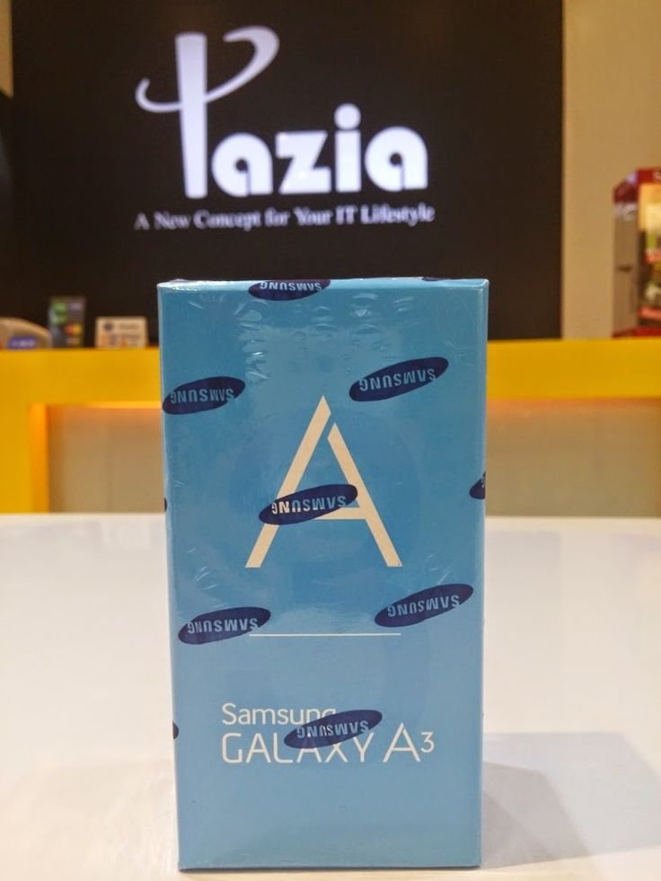 Kredit samsung galaxy A3