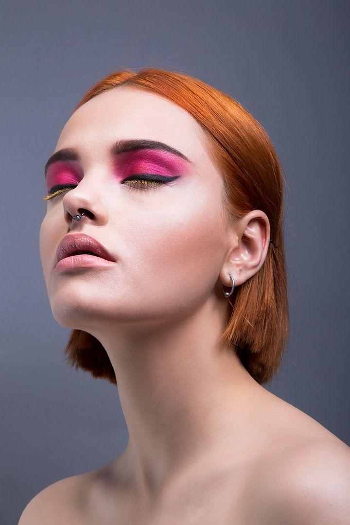 Beauty Make-up - Pin-Up Inspiration  FOTO - Ben Asif  Arti Director Einat Dan