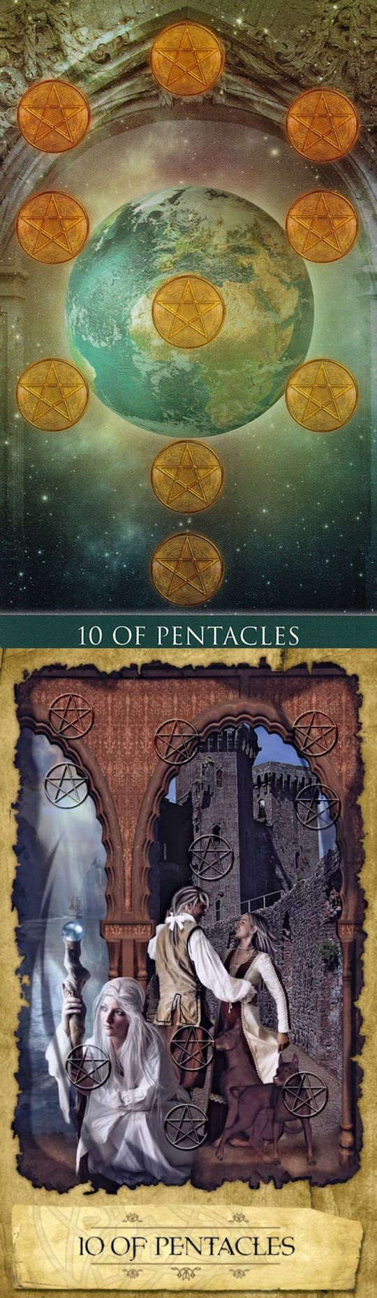 Ten of Pentacles: legacy and failure (reverse). Thelema Tarot deck and Mystic dreamer Tarot deck: how many cards in a tarot deck, tarot unlocking the arcana and free online tarot card reading for love. Best 2017 tarot meanings the empress and oracles of fire bryan davis. #androidgame #tarotart #witchcraft #intuition