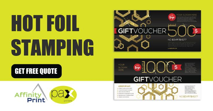 Give a Dazzling Look to Your Business with an Attractive Foil Printing. Pax Printers is an printing company offering high quality gold foil printing at affordable prices in Melbourne. #FoilPrinting #FoilStamping #GoldFoilPrinting