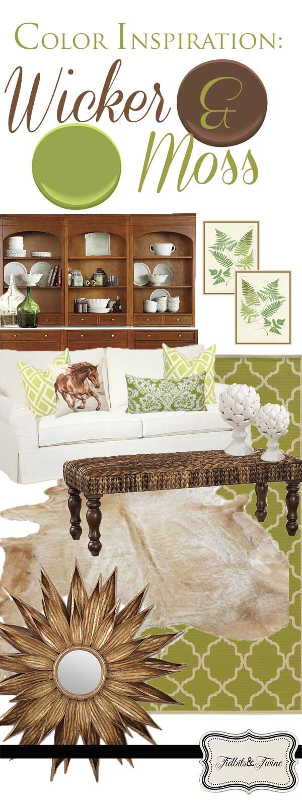 How to decorate using the beautiful colors