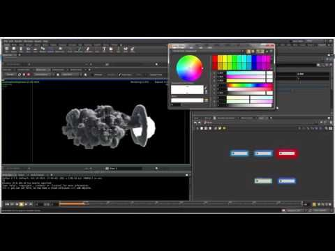 Cloud Collision in Houdini 15 Tutorial | CG Tutorials library