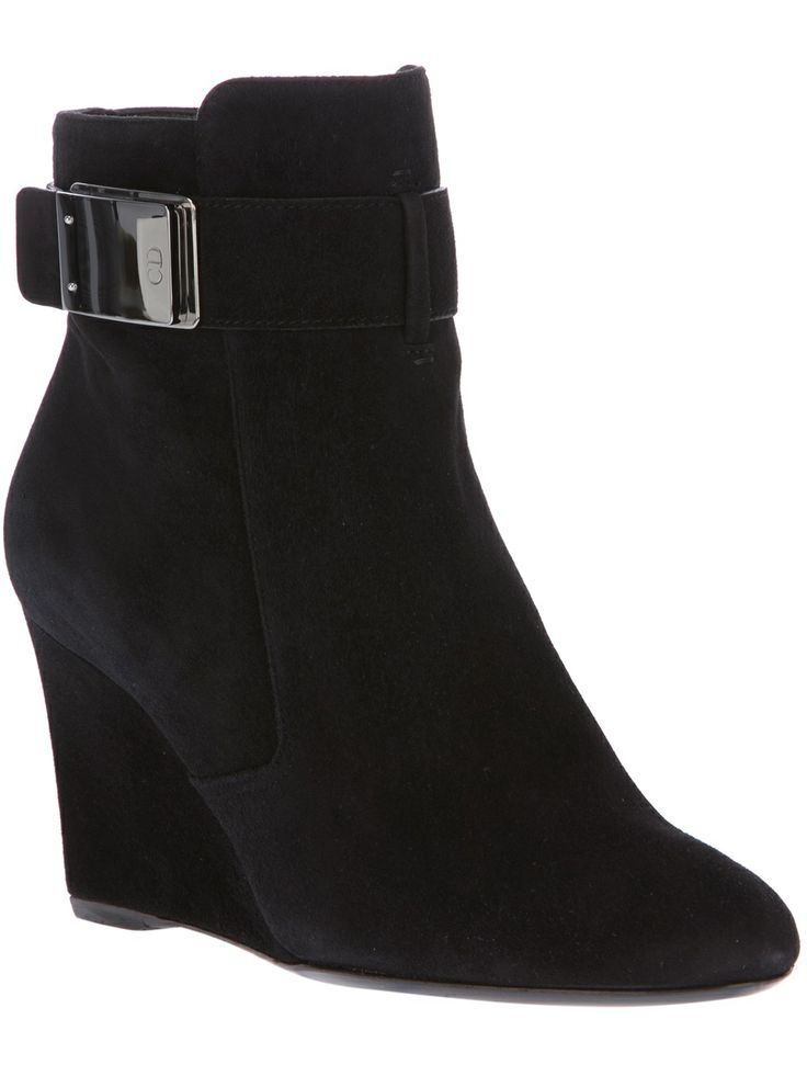 best 25 black wedge ankle boots ideas on lace