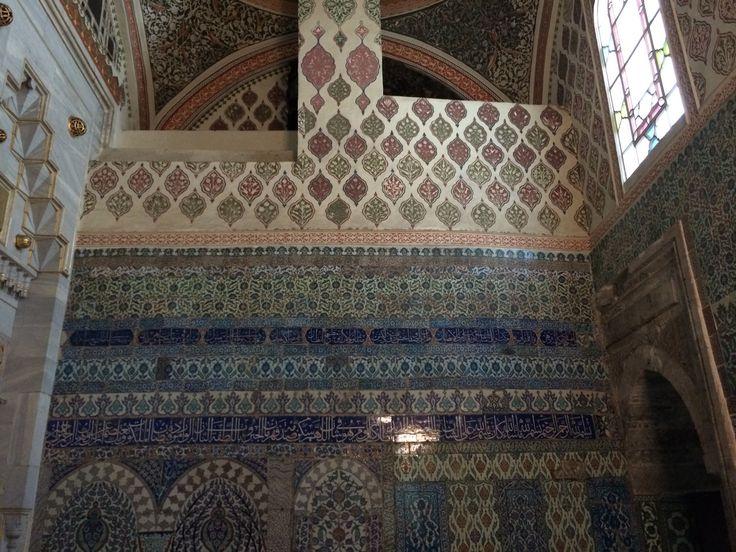 Harem Passageway - Topkapi Palace (Istanbul)