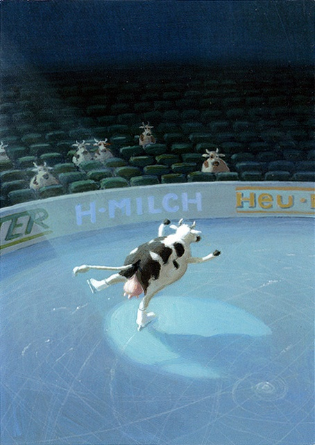 Michael Sowa, Holiday on Ice
