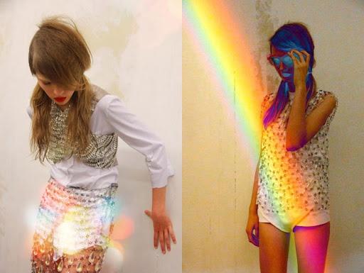 Sunny in Prada: Lookbook, Prada, Amazing Photography, Trav'Lin Lights, Style, Rainbows, Looks Book, Posts, Fashion Inspiration