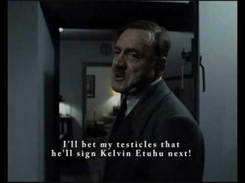 Hitler Phones Cardiff City Manager, Dave Jones