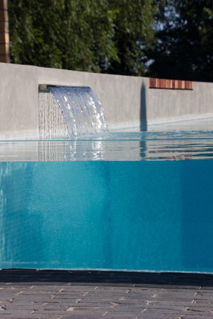 Zwembad ligrand - Texture Painting Microtopping toepassingen en stijlvolle…