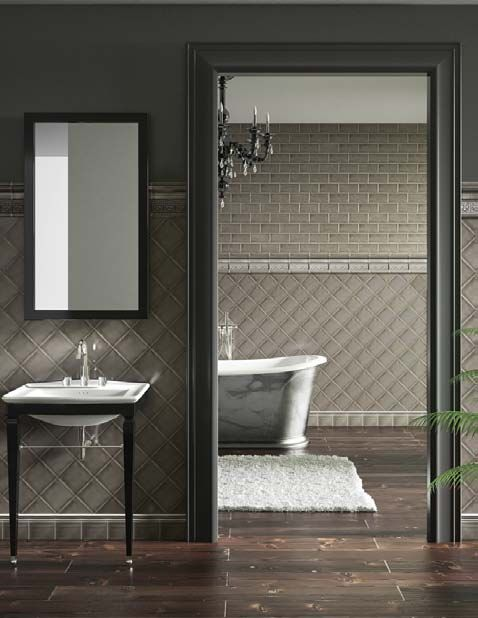Subway tile bathroom ideas urban collection naturals for Urban bathroom ideas