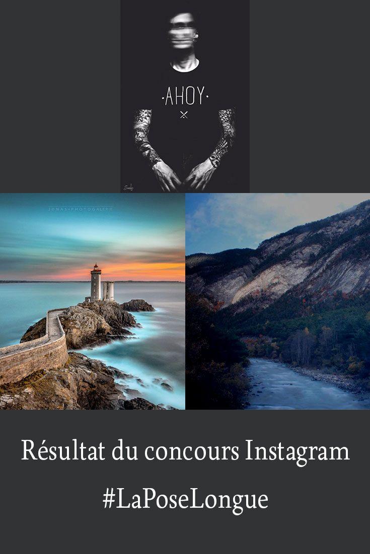 Résultat du concours Instagram #LaPoseLongue via @nicolascroce