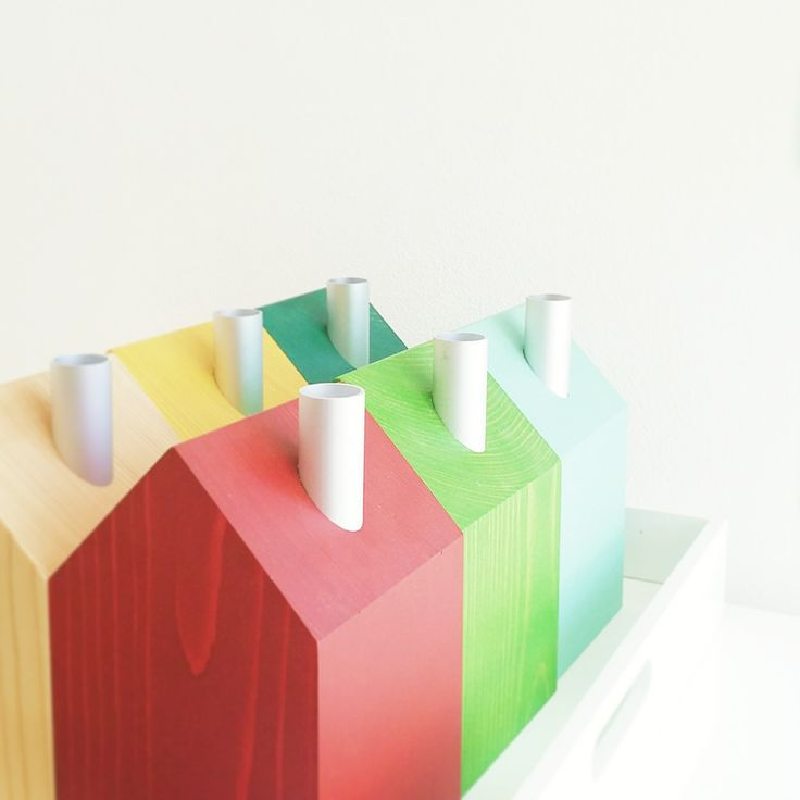Ganz vielfältig verwendbare simple #Häuschen, edel - tolle Deko! cultform #Räucherhaus