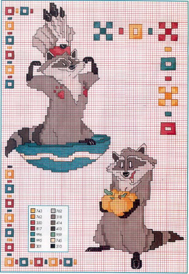 1000+ images about Cross Stitch - Pocahontas on Pinterest ...
