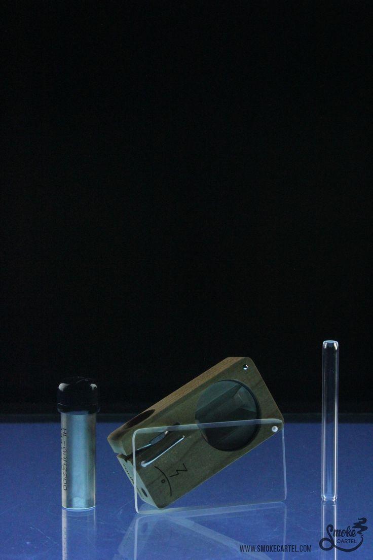Launch Box Portable Vaporizer