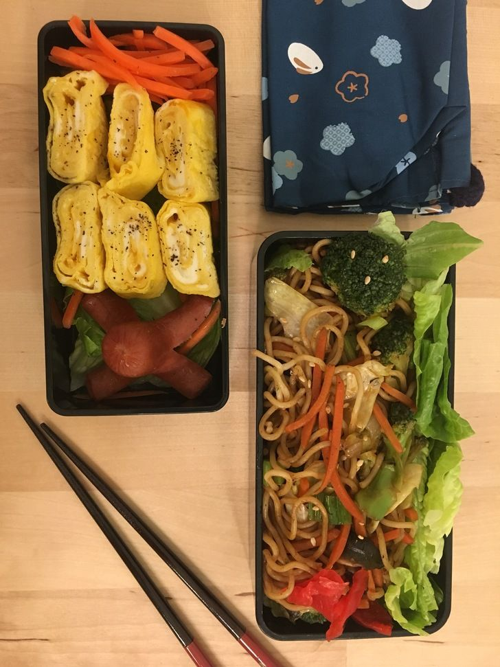 Chef Bento Contest 2017 - Bento&co - Album on Imgur