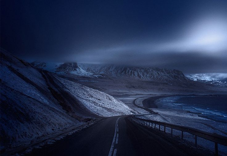 These 7 Dark and Lonely Roads Will Freak You OUT!