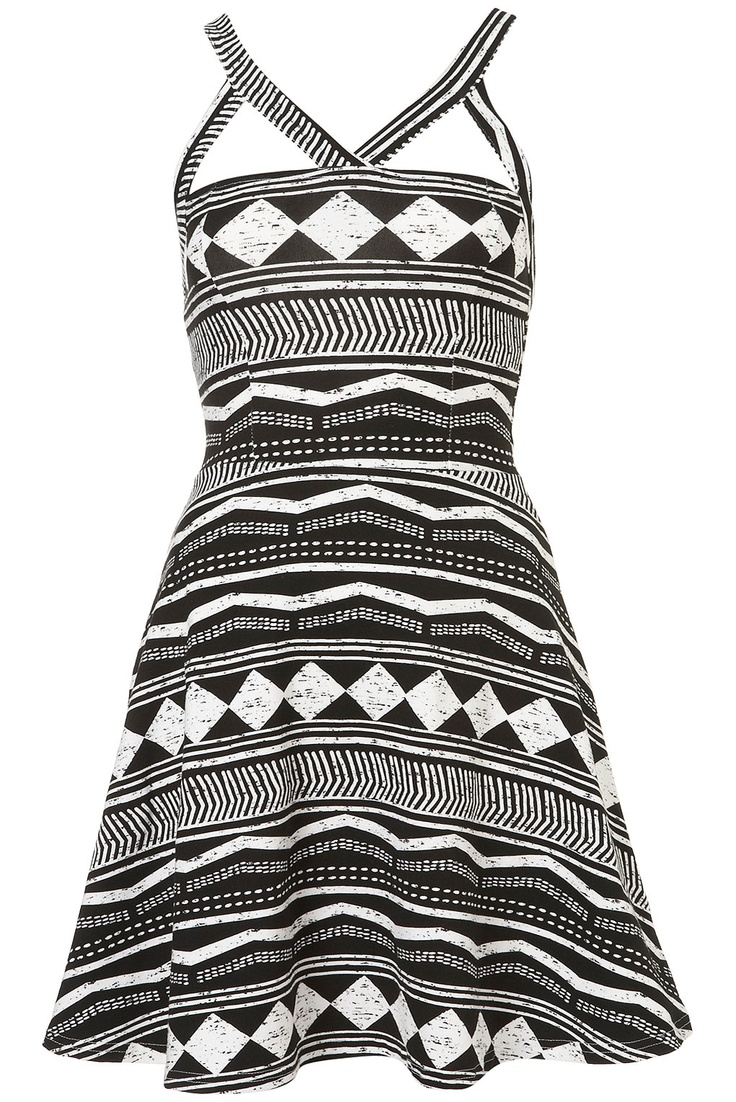 love the print - perfect for a girls night out or a first date