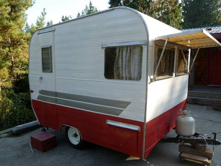 Tiny Camping Trailers. Find This Pin And More On Camping. Gallery