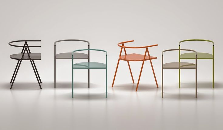 The project has been driven by the possibility of creation of self-adaptive solutions that address everyday needs in a modern and trendy way. Local products – tangible, accessible and visible – are found particularly authentic and sustainable by consumers. The 'A1' chair is graphic in its shape.  Its structure is sturdy but flexible enough to provide comfort of use. No complex technology is used in the manufacturing process. The materials include different alloys of metal, wood and leather.