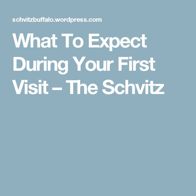What To Expect During Your First Visit – The Schvitz
