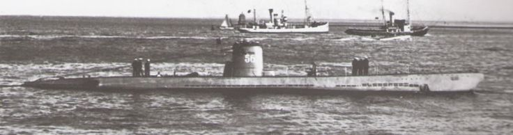 U-56  ---    Немецкая подводная лодка U-56 атаковала 30 октября 1939 года британский линейный корабль HMS Nelson, на котором находился Уинстон Черчилль. Атака сорвалась в связи с тем, что взрыватели торпед не сработали.