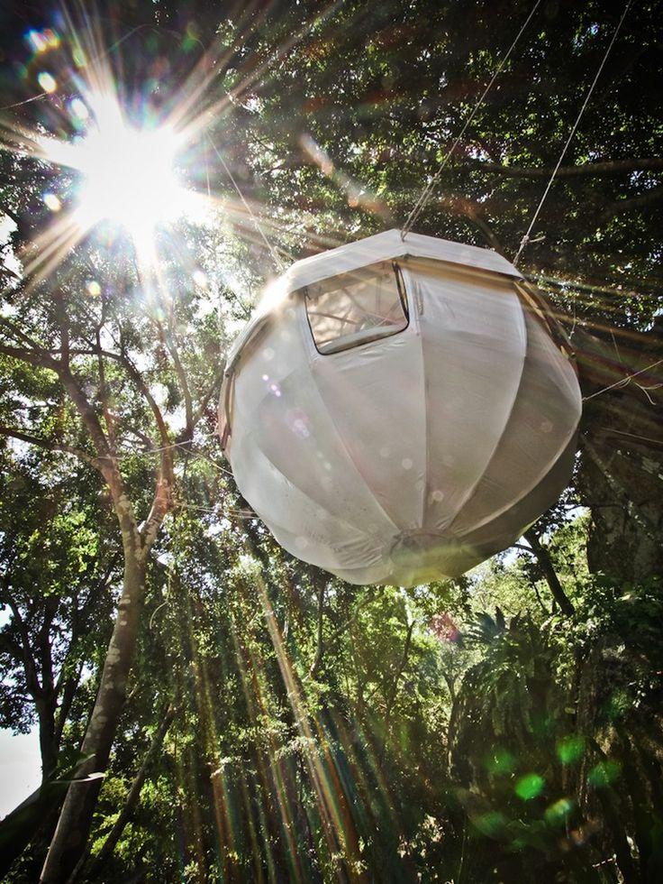 Cocoon Tree Tent -- amazing!