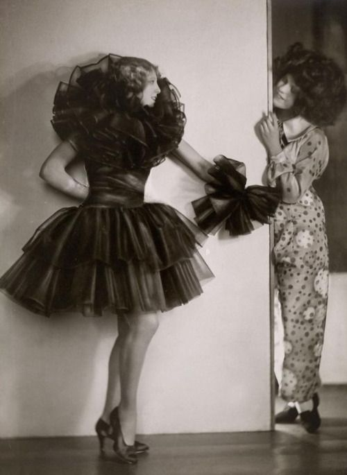 Photographer: Yva (Else Neuländer), circa 1930. One of her assistants was a teenaged Helmut Newton.