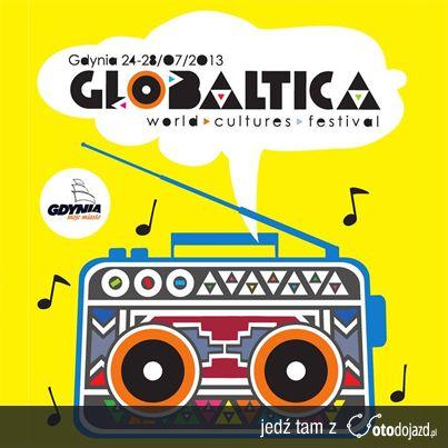 Nawiązaliśmy współpracę z Festiwalem Kultur Świata Globaltica #festival #Globaltica #otodojazd #worldculture