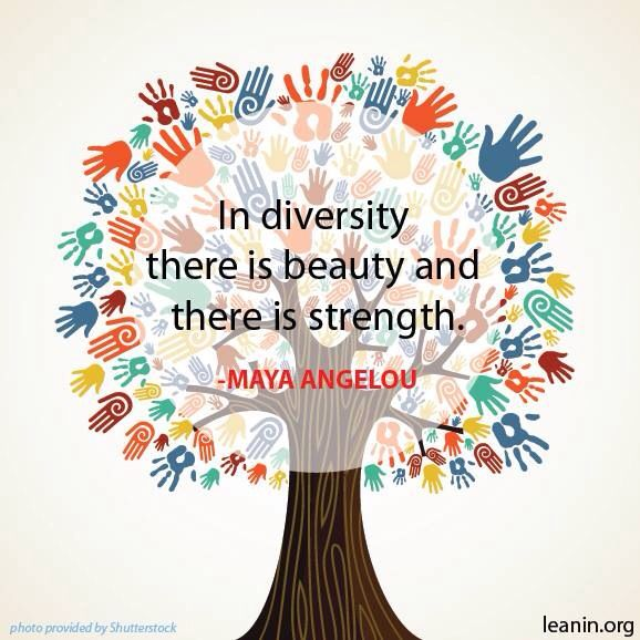 Inspirational Quotes About Cultural Diversity: 17 Best Diversity Quotes On Pinterest