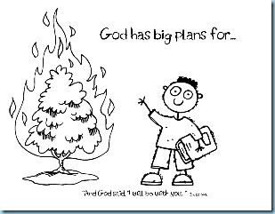 Bible Ot The Exodus furthermore Raising Rock Stars Moses Burning Bush besides  on raising rock stars moses burning bush