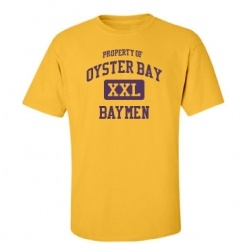 Oyster Bay High School - Oyster Bay, NY | Men's T-Shirts Start at $21.97