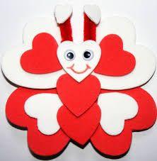 """""""valentine's day crafts for preschoolers""""的图片搜索结果"""