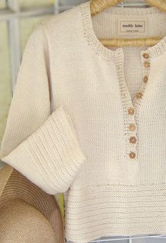 A cotton knit - maddycraft.com