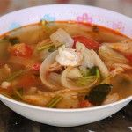 How to Make Delicious Thai Tom Yum Goong (VIDEO Recipe)