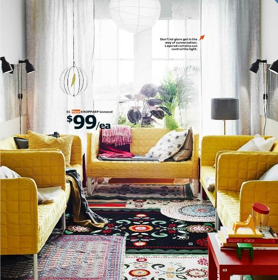 IKEA's 2015 Catalog Picks (and the Giveaway Winner)