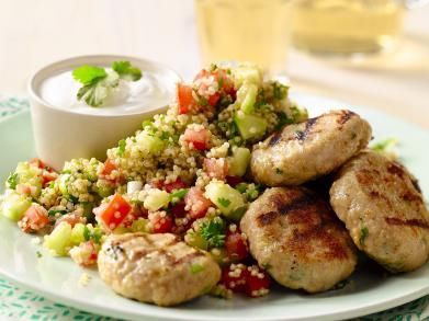 Kipkoekjes met quinoa (Libelle Lekker!)