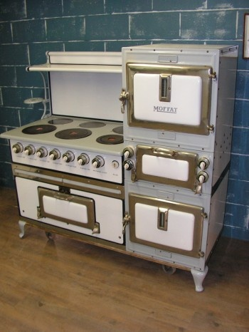 Elegant Moffat 1927 NEW Stove. Price Not Determined. So Beautiful! Vintage  AppliancesKitchen ... Good Looking