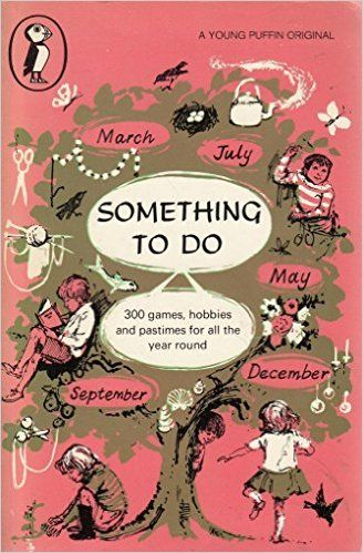 Something to Do (Young Puffin Books): Amazon.co.uk: Septima, Nancy Shepherdson, Shirley Hughes, W. E. Bland: 9780140302370: Books