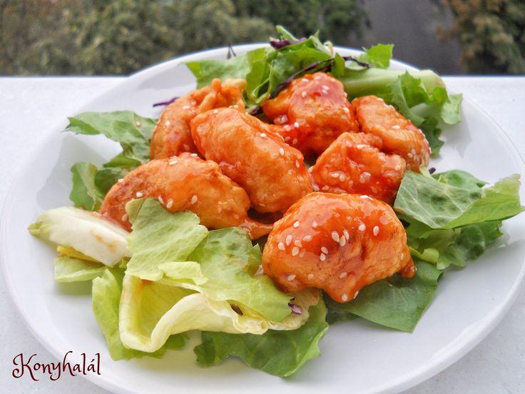 A kínai étkezdék sztárja otthon is könnyen elkészíthető hétköznapi alapanyagokból!