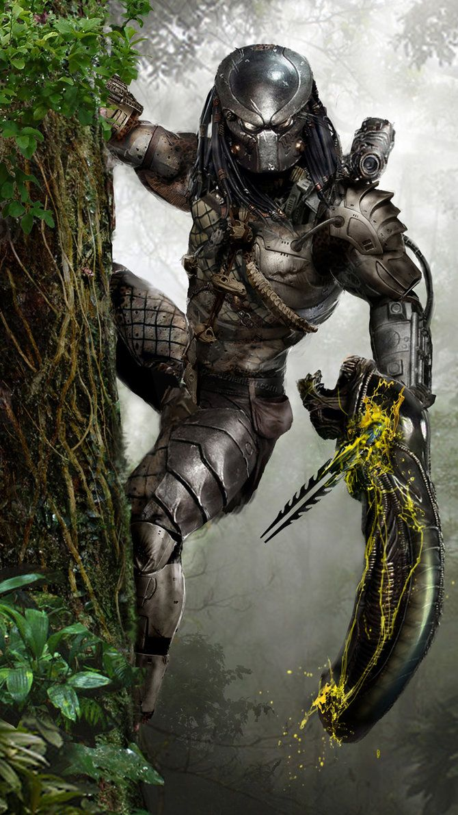 206 Best Images About Predator On Pinterest