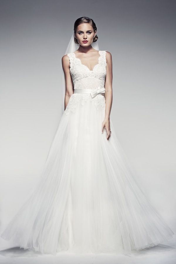 Pallas Couture Wedding Dresses Spring/Summer 2014