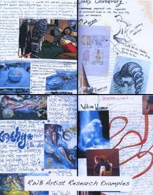 Ib Art Workbook Examples - Bing Images