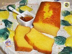 Plumcake soffice, tipo Mulino Bianco