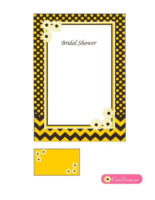 101 best Free Printable Bridal Shower Invitations { Templates - bridal shower invitations template