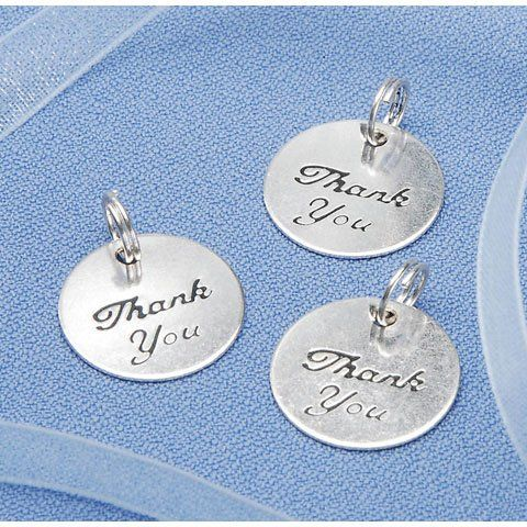 Bulk Buy: Darice DIY Crafts Charms Thank You Silver Round 20 pieces (3-Pack) VL8199069F >>> Read more  at the image link.