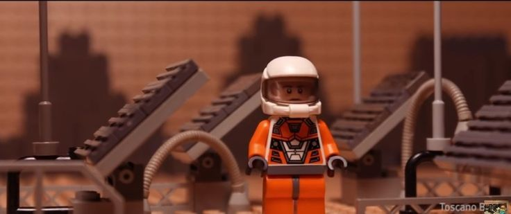The Oscars! - Best Picture Nominees Recreated With LEGO's