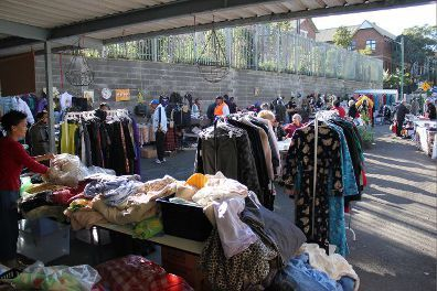 Find a Market - Market Locations - Sydney City - Salvation Army Markets Waterloo - Local Market Guide