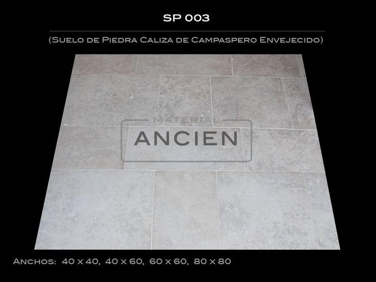 #Suelo #Piedra #Caliza #Campaspero #Envejecido  #material #materialancien #ancien #materialancien.com #derribos #venta #decoracion #oferta #segunda mano