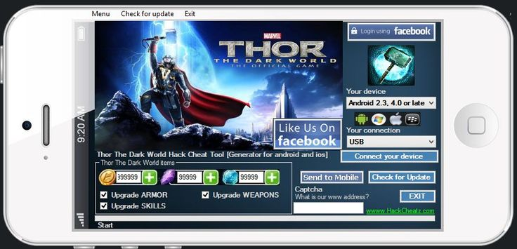 Thor The Dark World Hack Cheat Tool [Generator for android and ios] http://www.hackcheatz.com/thor-the-dark-world-hack-cheat-tool-generator-for-android-and-ios/