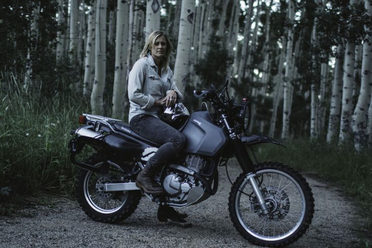 Riley Ridd:A group of girls, started by Jessica Haggett, who ride all different types of motorcycles.